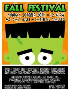 Fall Festival @ Mc Cay Hall   Catheys Valley   California   United States