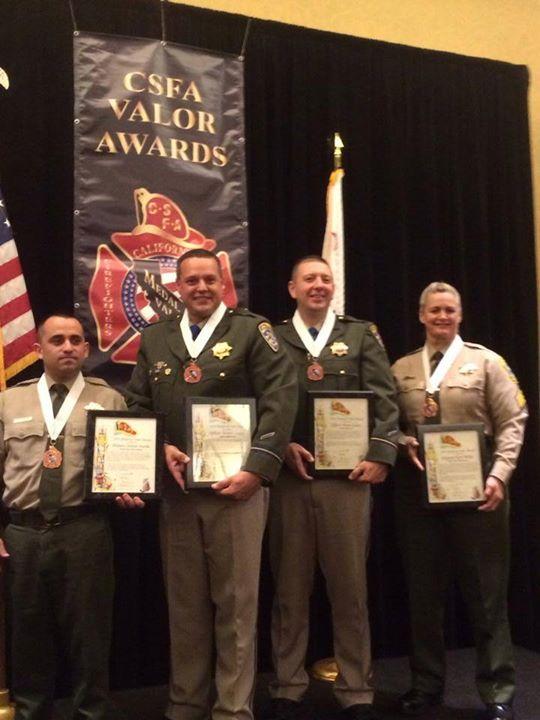 valor awards